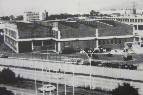 Settimo plant in the 1980s.