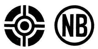 Company logo (left) and its trademark (right)