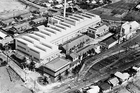 Kawasaki Plant of Nippon Safety Glass Corporation